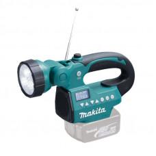 Аккумуляторный фонарь-радио Makita BMR050