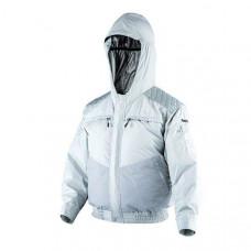 Аккумуляторная куртка с охлаждением Makita DFJ 407 ZL