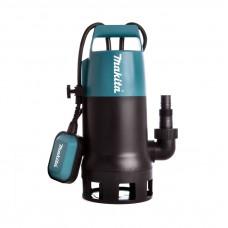 Насос дренажный погружной Makita PF1010 для грязной воды
