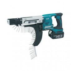Аккумуляторный магазинный шуруповерт Makita DFR750RFE