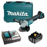 Аккумуляторная угловая шлифмашина Makita DGA505RF