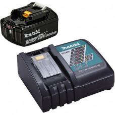 Аккумуляторная батарея + зарядное устройство Makita 191A25-2 (DC18RC + BL1830B)